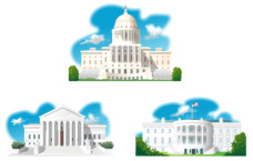 <font color=gray>US Administration Buildings - Pearson publishing</font>
