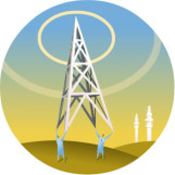<font color=gray>Communications tower</font>